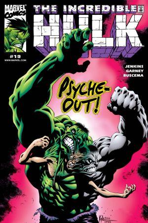 Hulk (1999) #19