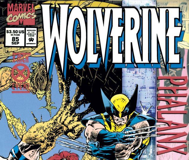 Wolverine (1988) #85