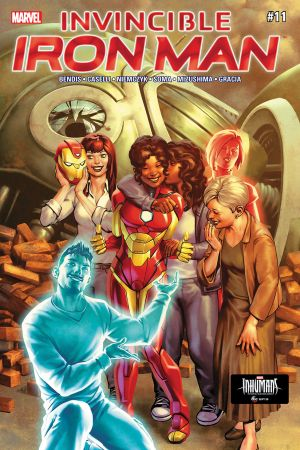 Invincible Iron Man #11
