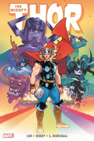 The Mighty Thor Omnibus Vol. 3 (Hardcover)