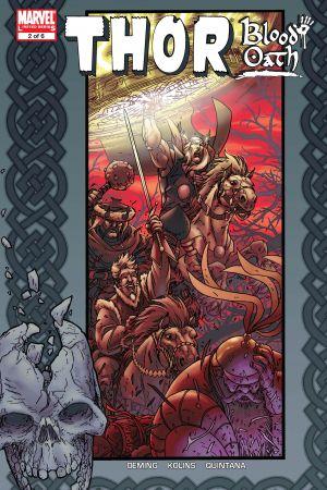 Thor: Blood Oath #2