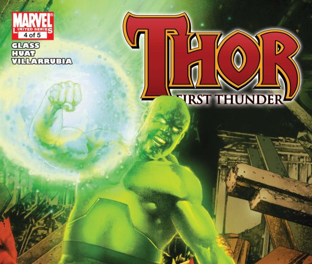 THOR: FIRST THUNDER (2010) #4