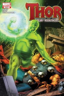 Thor: First Thunder #4