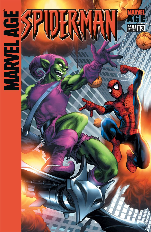 Marvel Age Spider-Man (2004) #13