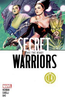 Secret Warriors (2008) #14