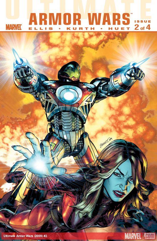Ultimate Comics Armor Wars (2009) #2