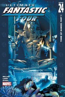 Ultimate Fantastic Four (2003) #24
