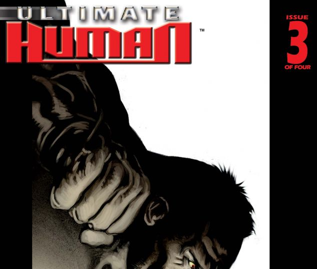 ULTIMATE HUMAN (2008) #3