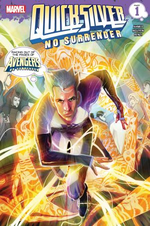 Quicksilver: No Surrender (2018) #1