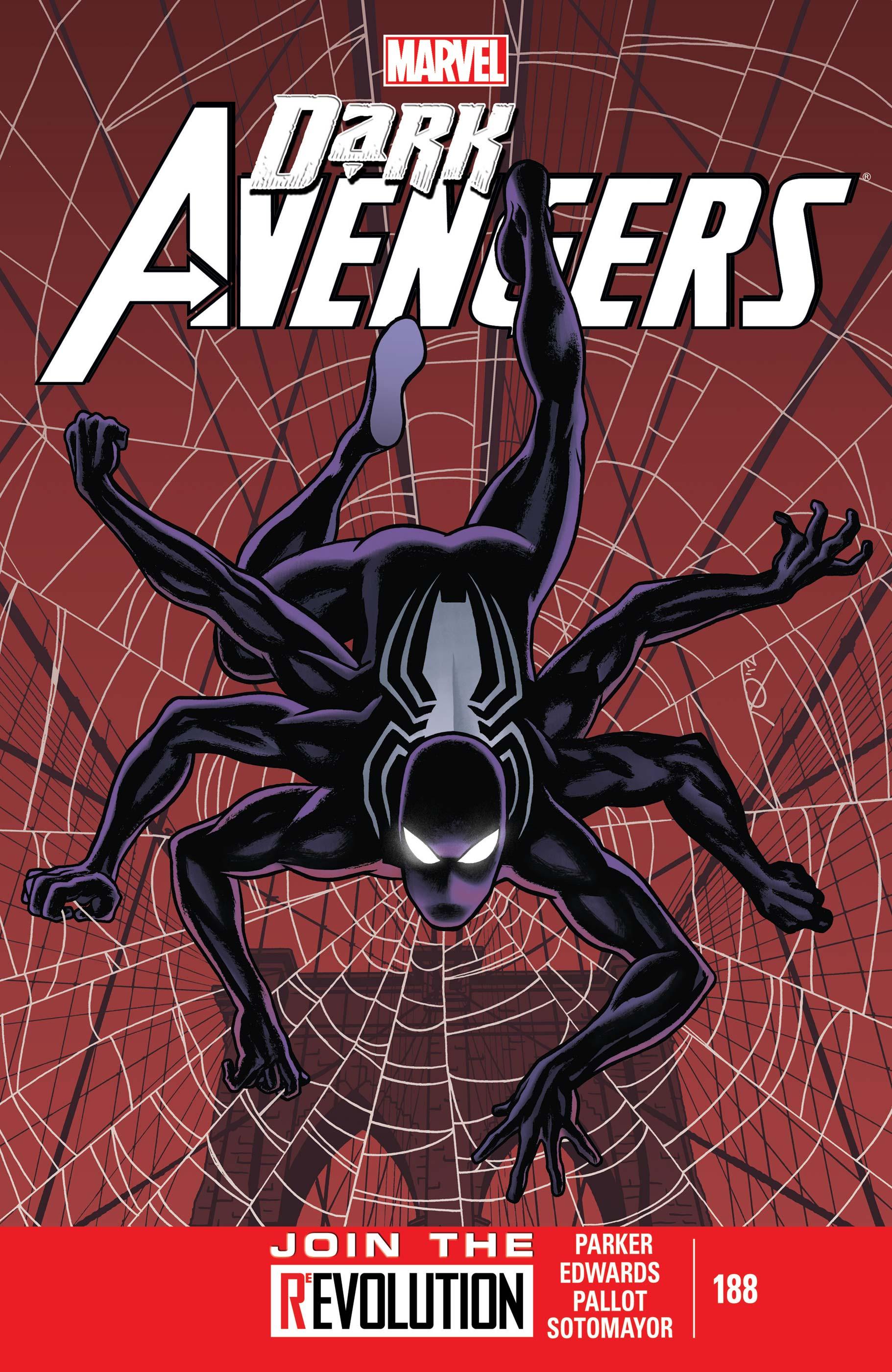 Dark Avengers (2012) #188