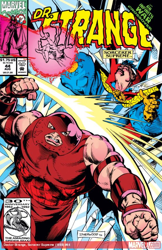 Doctor Strange, Sorcerer Supreme (1988) #44
