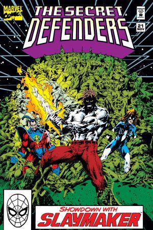 Secret Defenders #21