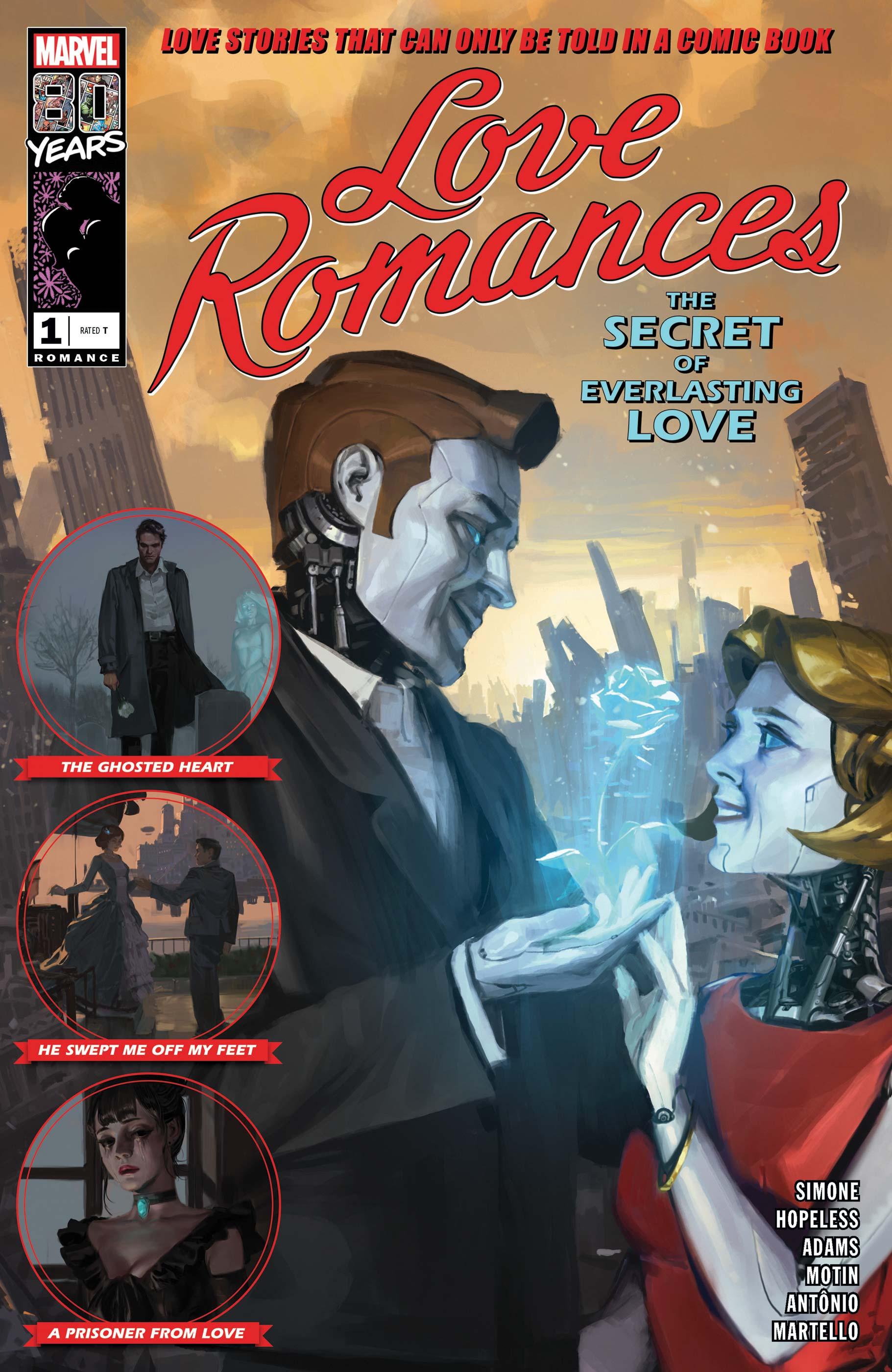 Love Romances (2019) #1
