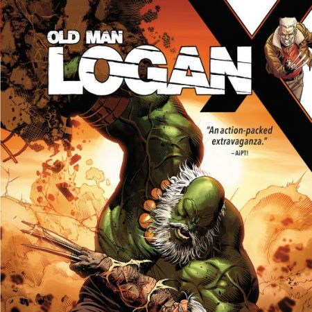 Wolverine: Old Man Logan Vol. 6 - Days of Anger (2018)