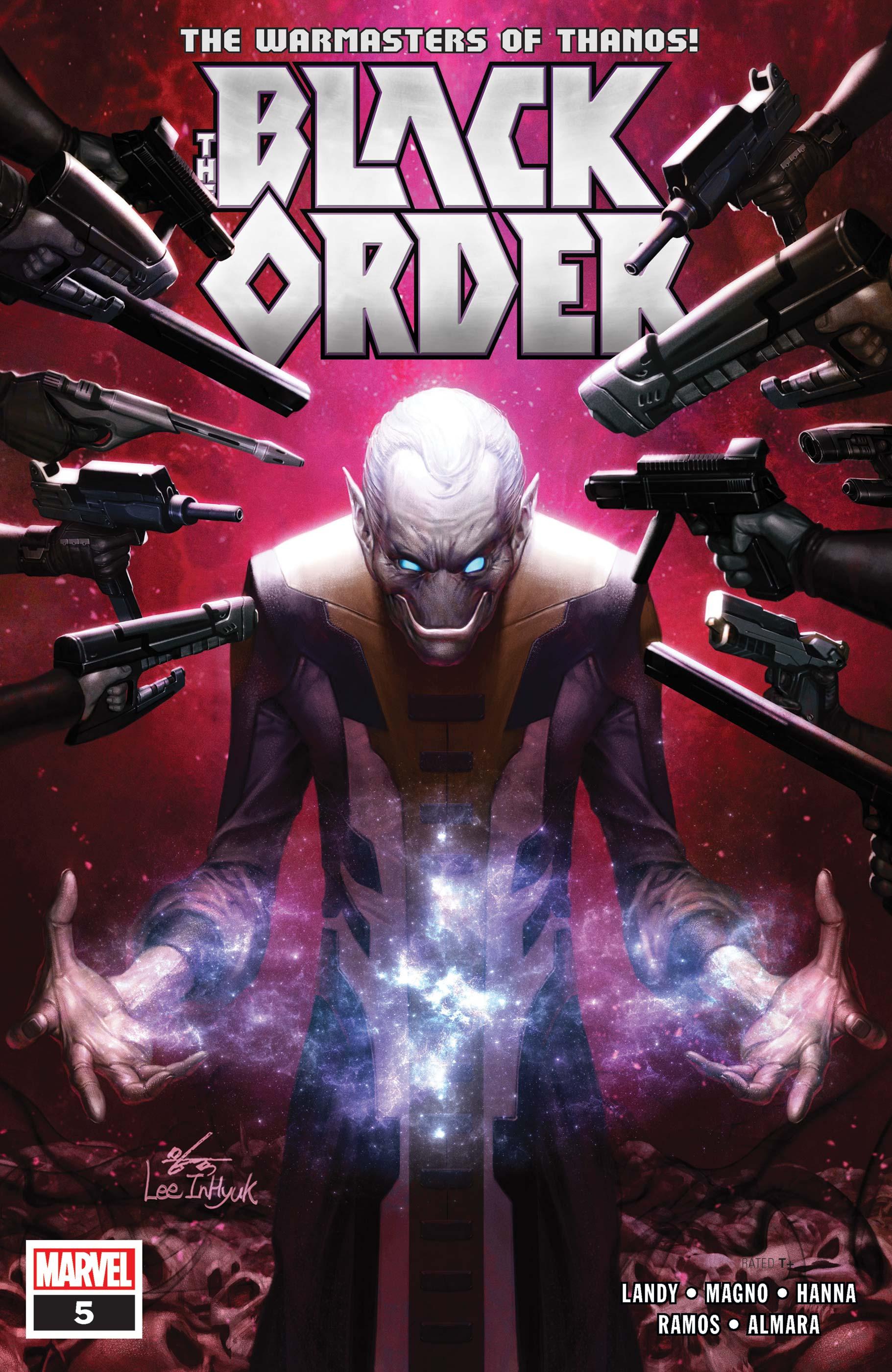 Black Order (2018) #5