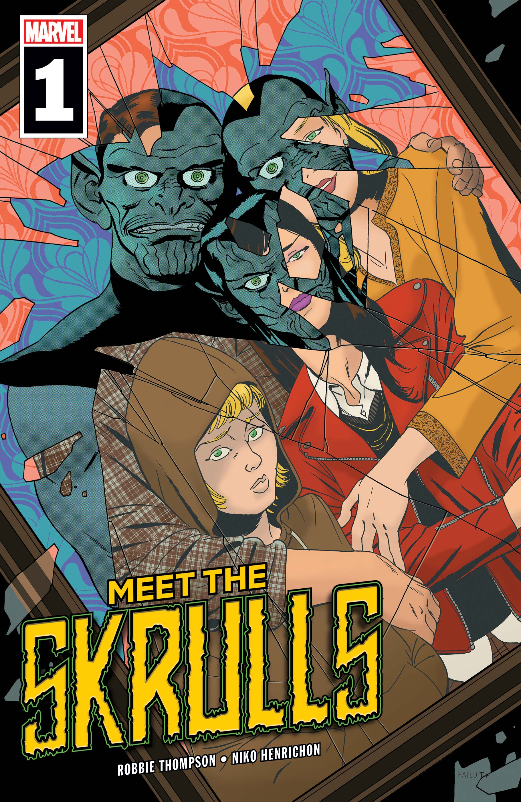 Image result for meet the skrulls 1