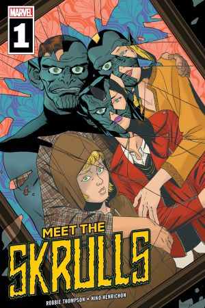 Meet the Skrulls (2019) #1