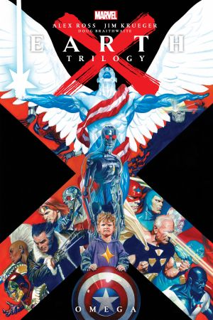Earth X Trilogy Omnibus: Omega (Hardcover)