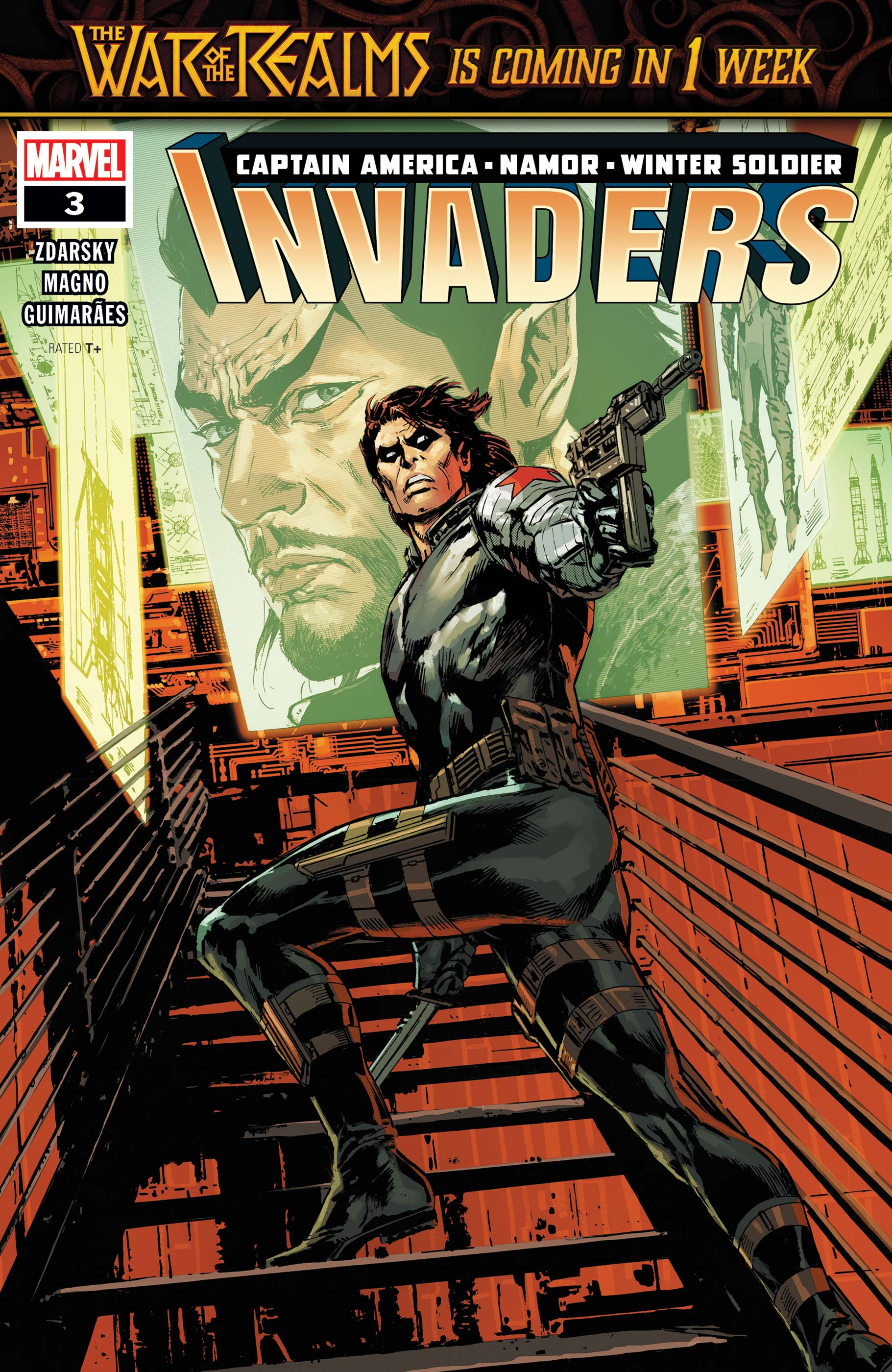 Invaders (2019) #3