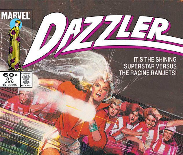 Dazzler #35