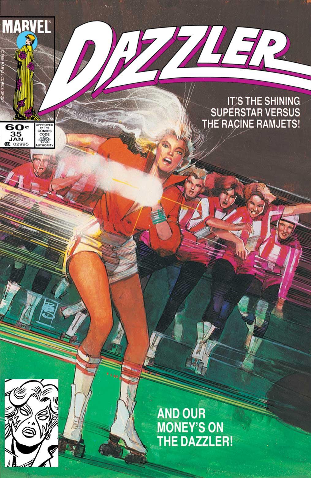 Dazzler (1981) #35