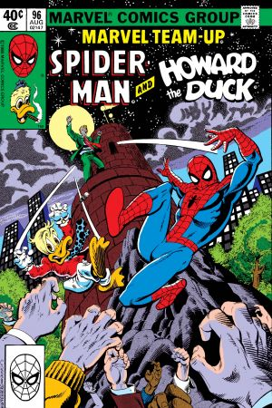 Marvel Team-Up (1972) #96