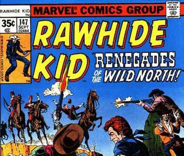Rawhide Kid #147