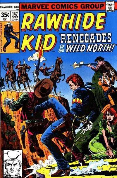 Rawhide Kid (1955) #147