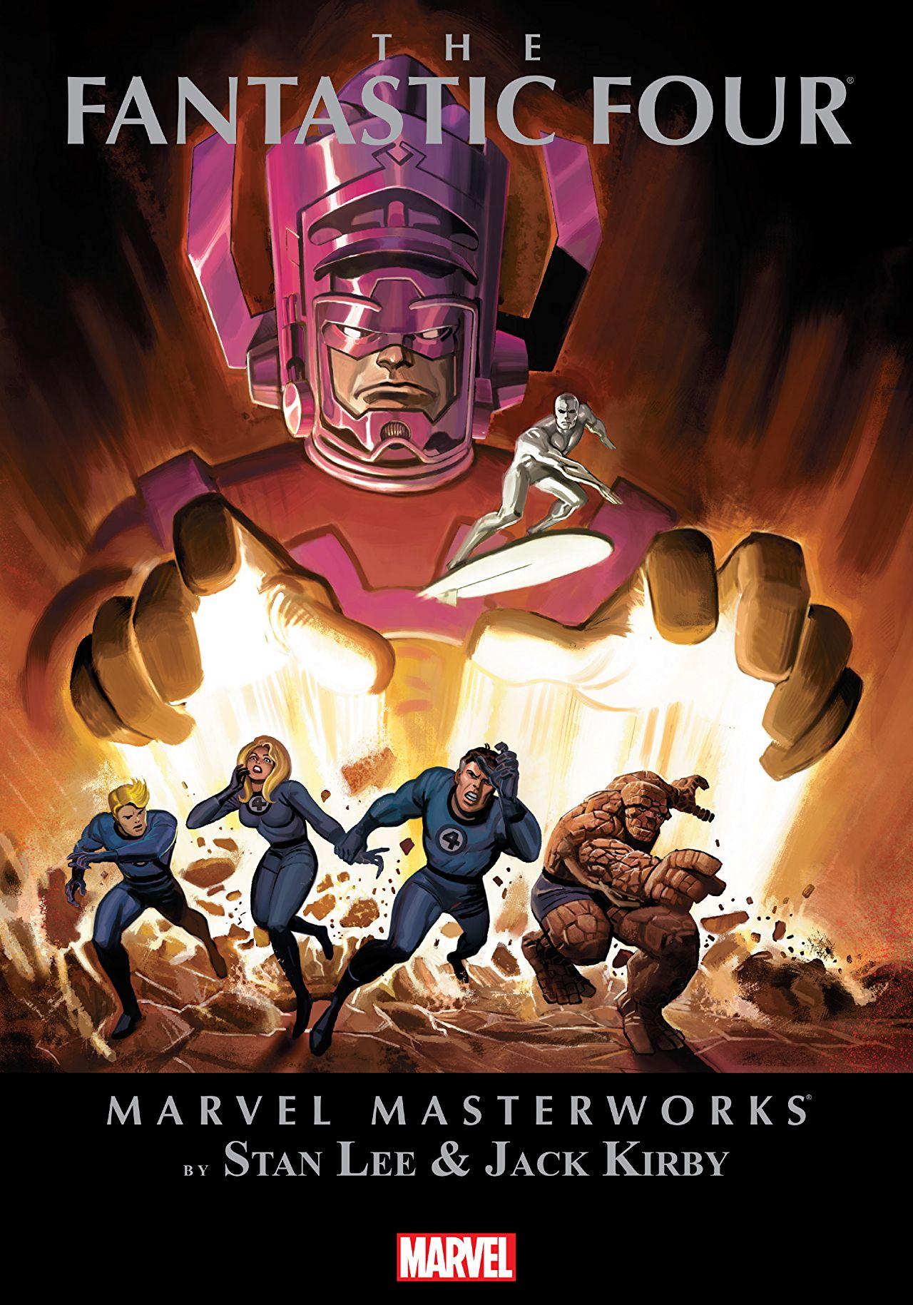 Marvel Masterworks: The Fantastic Four Vol. V - Variant 2nd Edition (1st) (Trade Paperback)