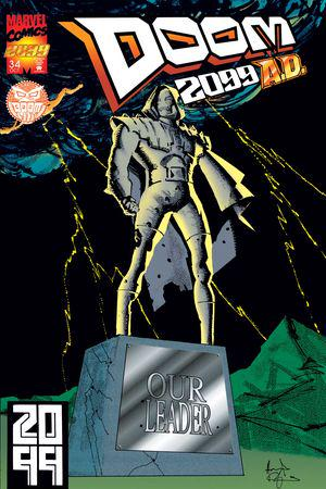 Doom 2099 (1993) #34