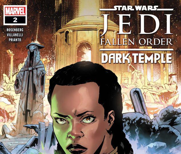 Star Wars: Jedi Fallen Order - Dark Temple #2