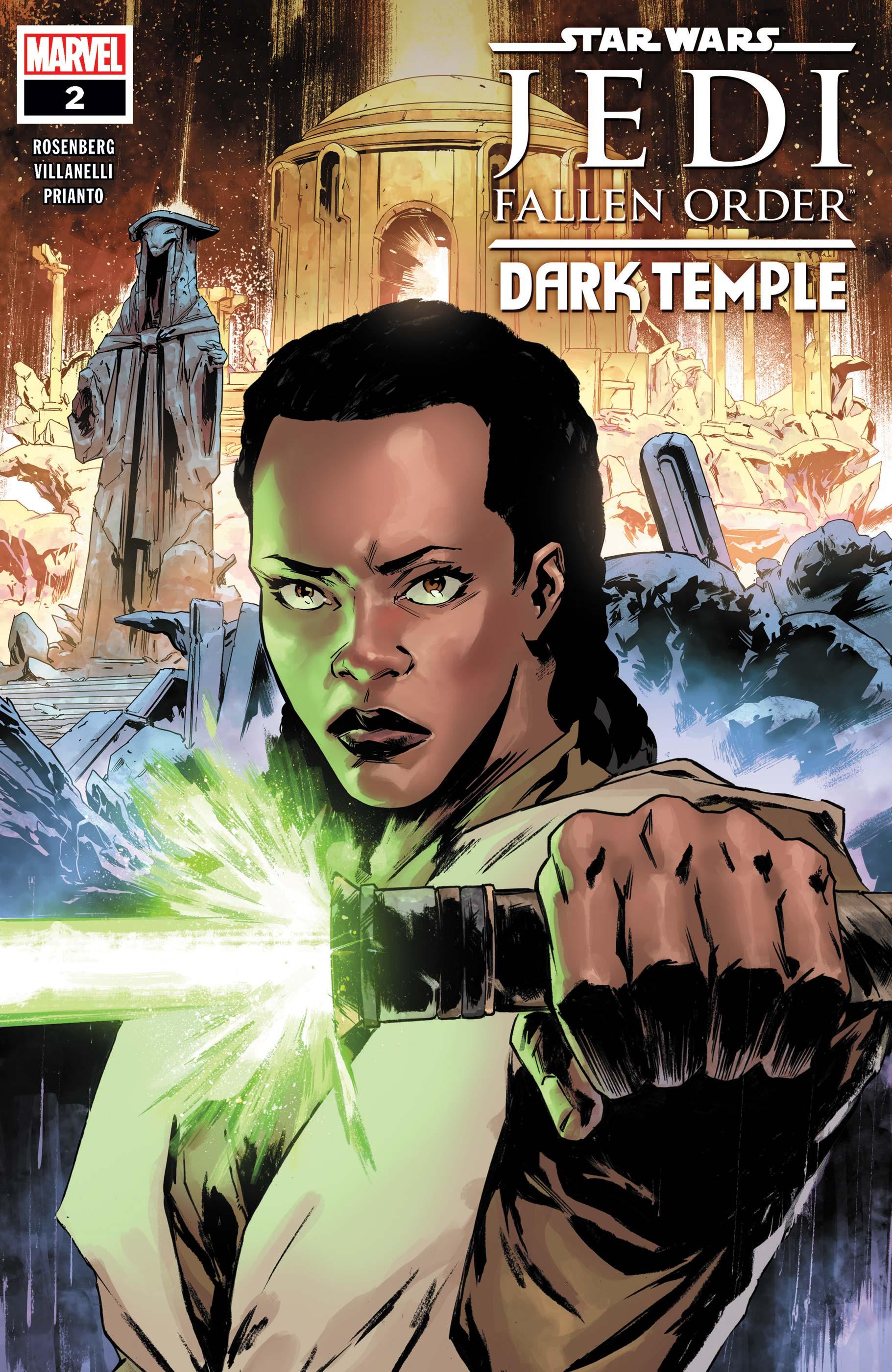 Star Wars: Jedi Fallen Order - Dark Temple (2019) #2