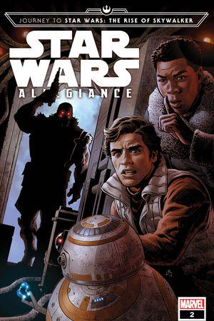 Journey to Star Wars: The Rise of Skywalker - Allegiance (2019) #2 (Variant)
