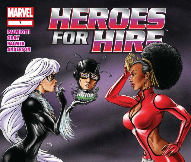 HEROES FOR HIRE (2006) #7