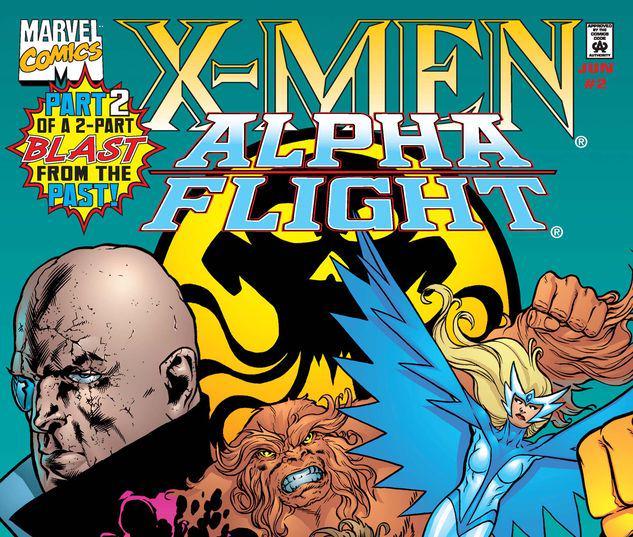 X-Men/Alpha Flight #2