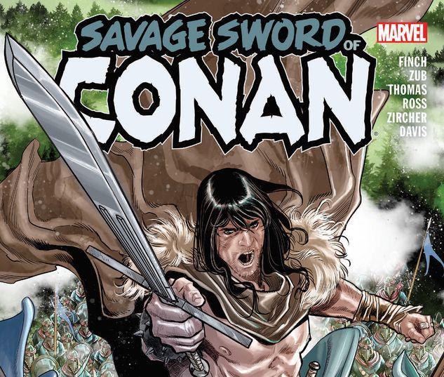 SAVAGE SWORD OF CONAN: CONAN THE GAMBLER TPB #2