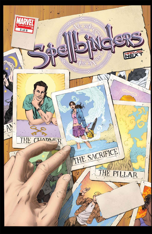 Spellbinders (2005) #5