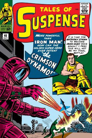 Tales of Suspense #46