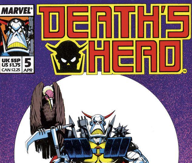 Death's Head #5