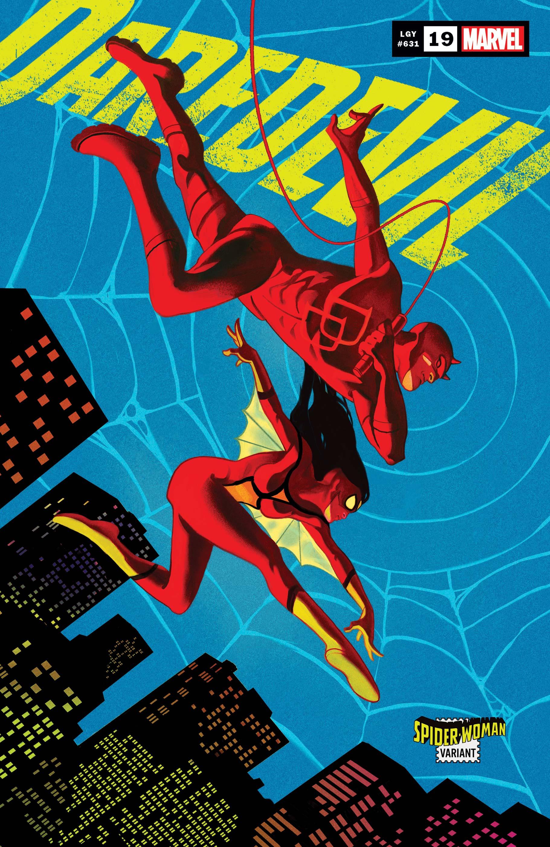 Daredevil (2019) #19 (Variant)