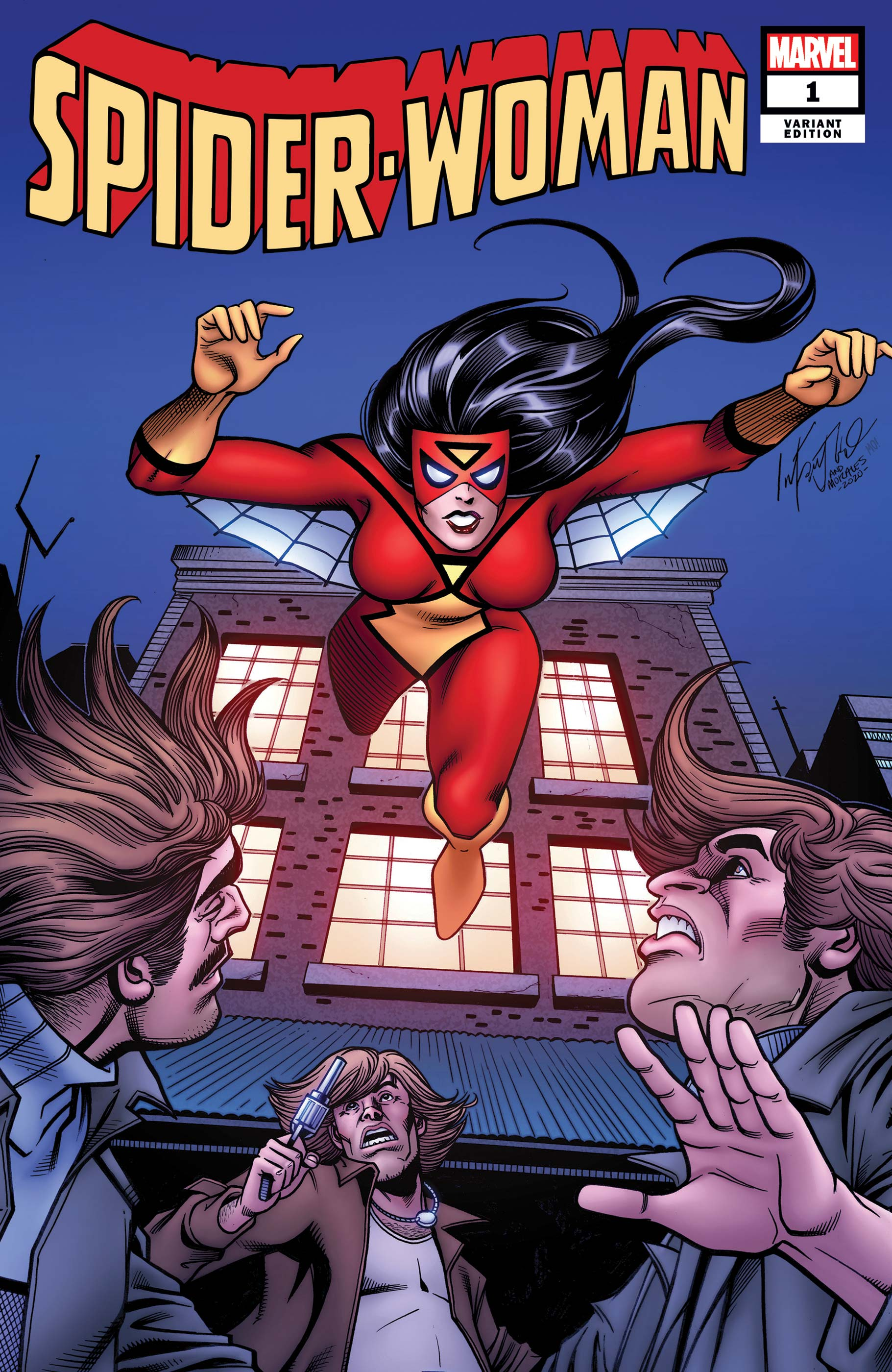 Spider-Woman (2020) #1 (Variant)