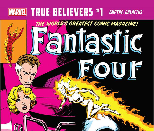 TRUE BELIEVERS: EMPYRE - GALACTUS 1 #1