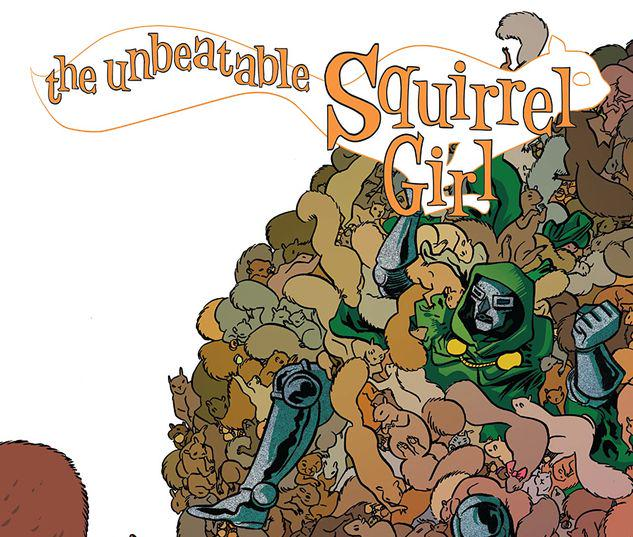 THE UNBEATABLE SQUIRREL GIRL: BIG SQUIRRELS DON'T CRY GN-TPB #2