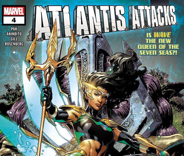 Atlantis Attacks #4