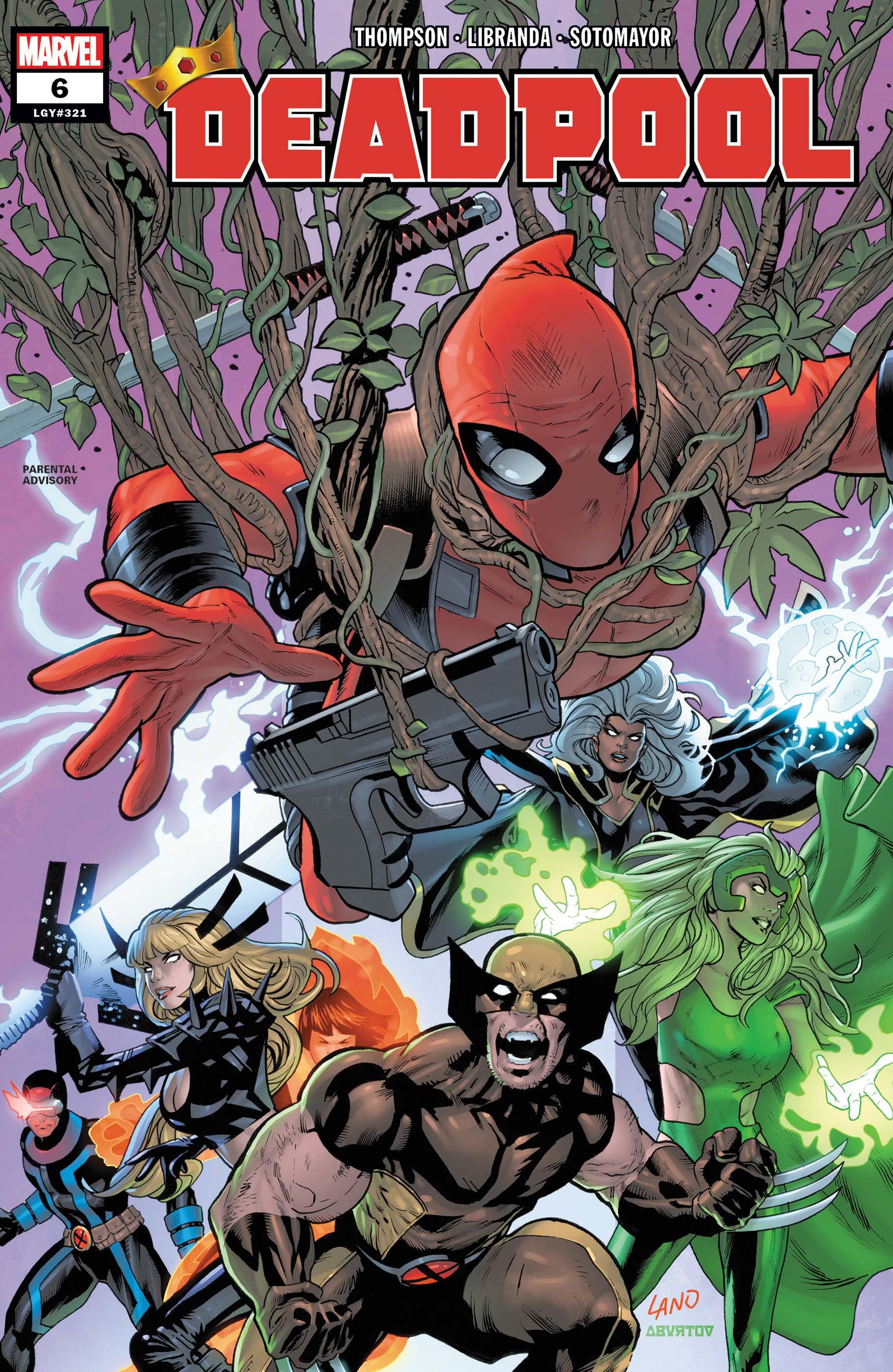 Deadpool (2019) #6