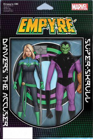 Empyre (2020) #6 (Variant)