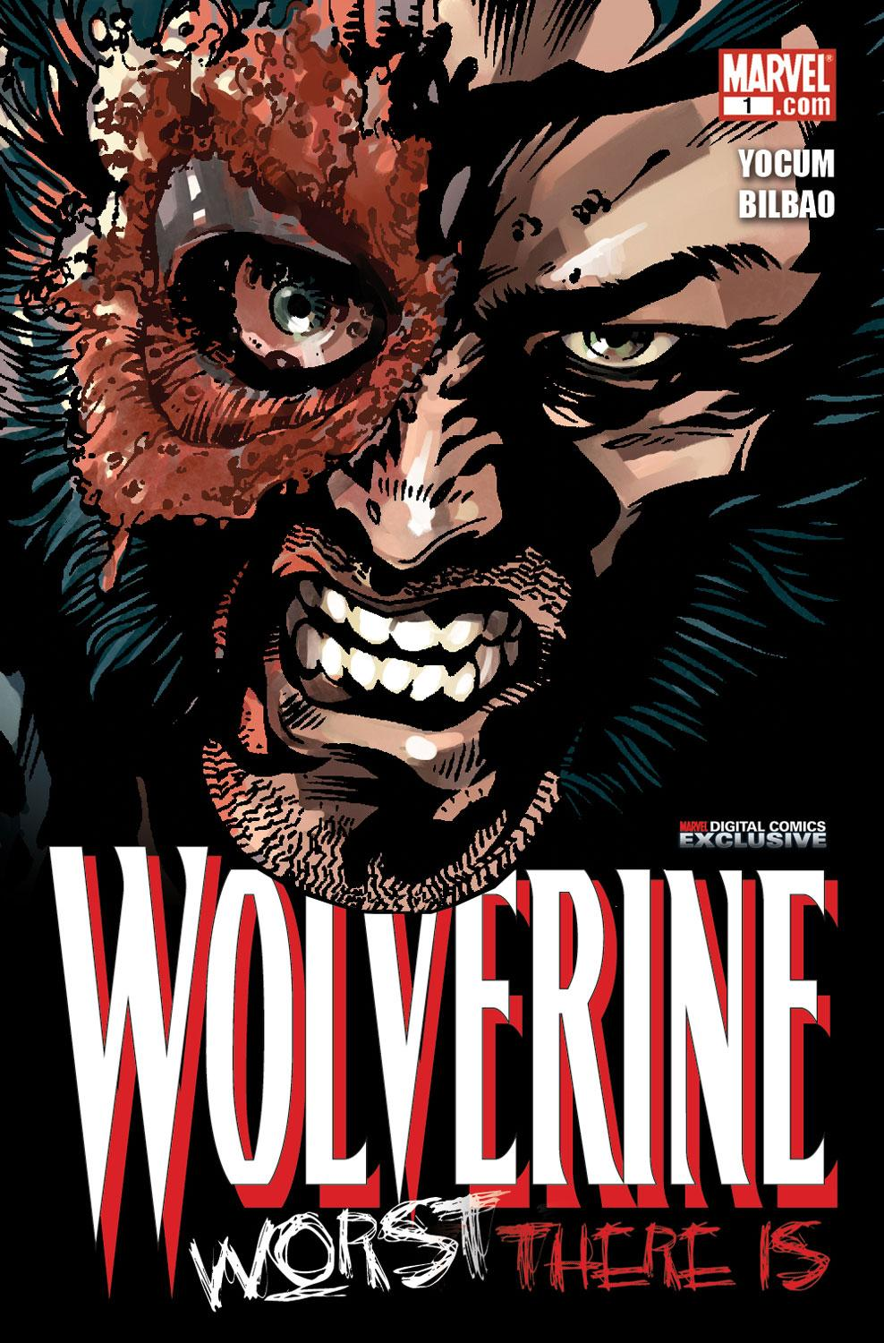 Wolverine: Worst There Is (2010) #1