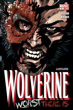 Wolverine: Worst There Is #1