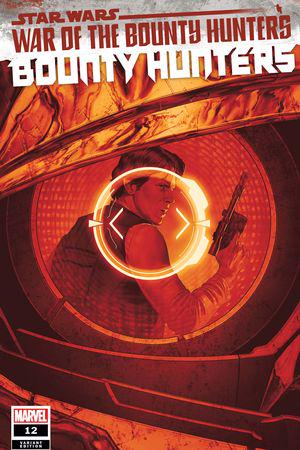 Star Wars: Bounty Hunters (2020) #12 (Variant)