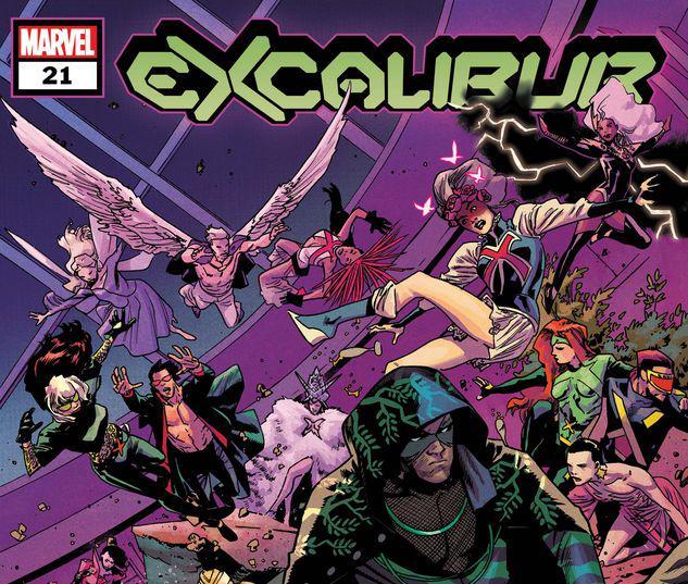Excalibur #21